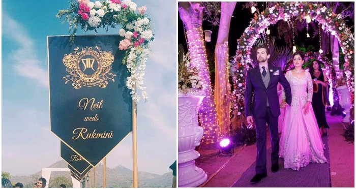 Photos: Neil Nitin Mukesh's Grand Engagement in Udiapur, Proposes Rukmini In A Filmy Style!