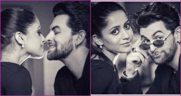 PHOTOS: The Monochromatic Pre Wedding Shoot of Neil Nitin Mukesh with Rukmini Sahay is Wow!!