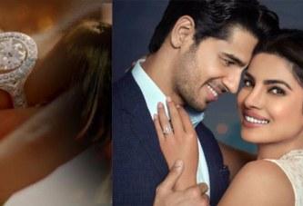 Say Yes! See What Happens When Sidharth Malhotra Proposes Priyanka Chopra