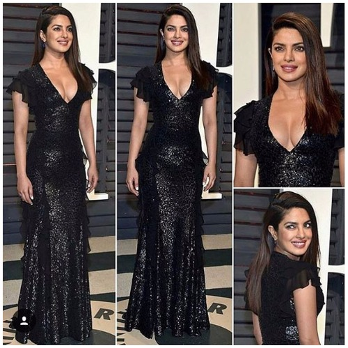 Priyanka Chopra Hotness Quotient at Oscars 2017 after party