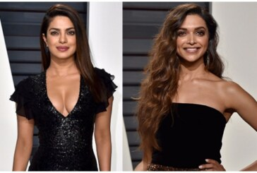 Photos – Deepika Padukone And Priyanka Chopra Notched Up Hotness Quotient at Oscars 2017 After Party!