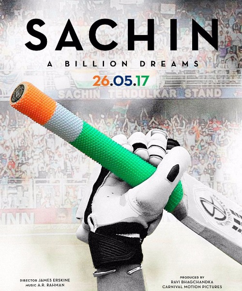Sachin A Billion Dreams Biopic Release Date