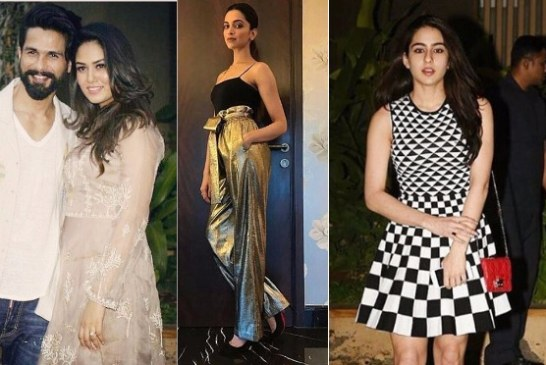 Mira Kapoor Hosted A Pre-Birthday Bash For Shahid Kapoor; Alia, Sidharth, Varun, Deepika, Sara and Others Attended