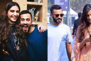 Sonam Kapoor With Her Rumoured Boyfriend Anand Ahuja Shared This Funny Video