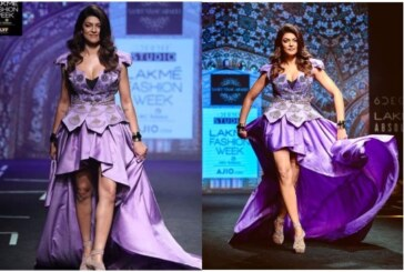 LFW2017 Grand Finale: Sushmita Sen Enthralled The Spectators As She Walked The Ramp!