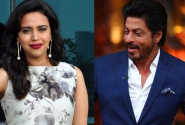 Whaat? Swara Bhaskar Refuses A Role With Shah Rukh Khan For This Reason
