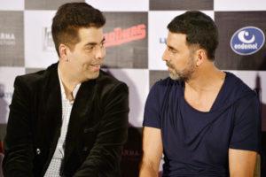 Akshay Kumar's Rude Reaction To Karan Johar's parenthood
