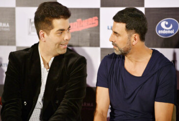 Watch: Akshay Kumar's Snappy And Rude Reaction To Karan Johar Becoming A Father!