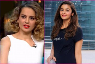 Are You Listening Kangana Ranaut? Alia Bhatt Speaks Up About Nepotism Saying 'I didn't plan my birth in the Bhatt family'