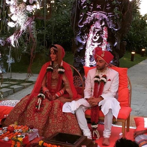 Mandana Karimi Married Gaurav Gupta