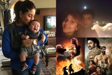 BollyRecap in 2 mins – 'Baahubali' Is Back And Kapil Sharma Is Married! Week's Top 5 Bollywood Juice Here