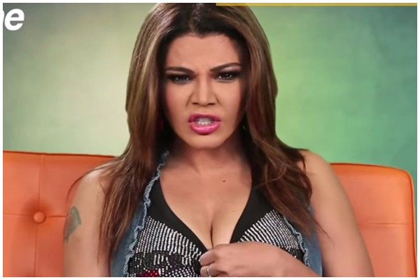 Shocking! Rakhi Sawant's 'Changing Clothes' MMS Goes Viral, Here's What She Has To Say!