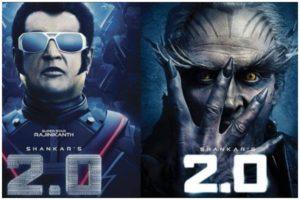 2.0' Rajnikanth Akshay Kumar 110 crore
