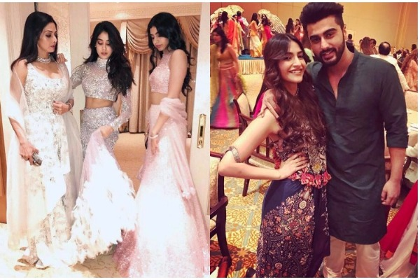 Inside Photos: Sonam, Arjun, Jhanvi and Kapoor's Enjoy Royal Family Wedding In Abu Dhabi!