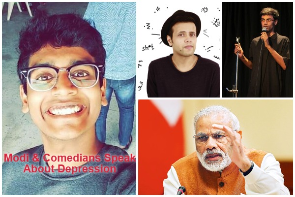 PM Modi, Anushka, Comedian Biswa Kalyan, Sapan Verma and Danish Sait Urge Us To Talk About Depression After Arjun Bhardwaj's Suicide