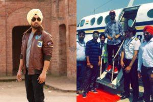 Udta Punjab Diljit Dosanjh owns private jet