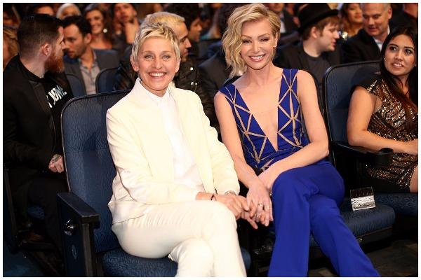 TV Host Ellen DeGeneres Wife Portia de Rossi Cuts Her Wrist Over Marriage Issues, Divorce On Verge