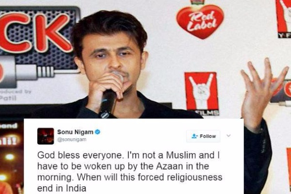 Gundagardi Hai Bus: Sonu Nigam Slammed For His Controversial Tweets Against Muslims and Azaan!