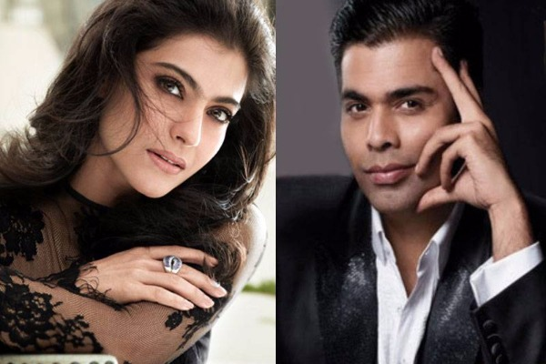 """Kajol Takes A Dig At Karan Johar Over Their Public Fallout: """"I Think There's A Lot Of Fake Honesty Going Around"""""""