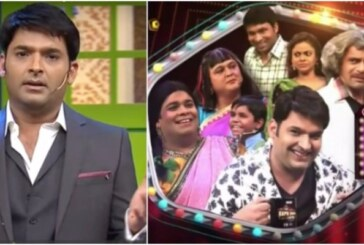 Kapil Sharma Bursts Into Tears On The 100th Episode Of The Kapil Sharma Show!