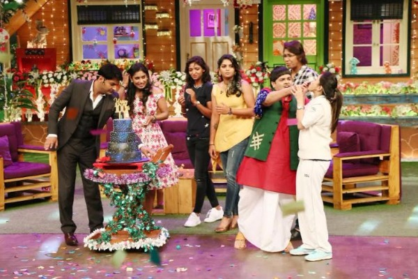 In Pics: The Kapil Sharma Show Hits Century, Celebrations Without Sunil Grover!