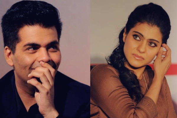 Here's How Kajol Reacted When Asked About Visiting Karan Johar's Twins Yash And Roohi!
