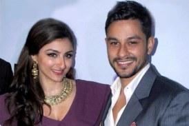 Actor Kunal Khemu Confirms Soha Ali Khan Is Pregnant, Actress Flaunts Baby Bump