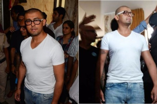 Azaan Row: Sonu Nigam Takes Challenge And Shaves Off His Head, Bollywood Reacts!