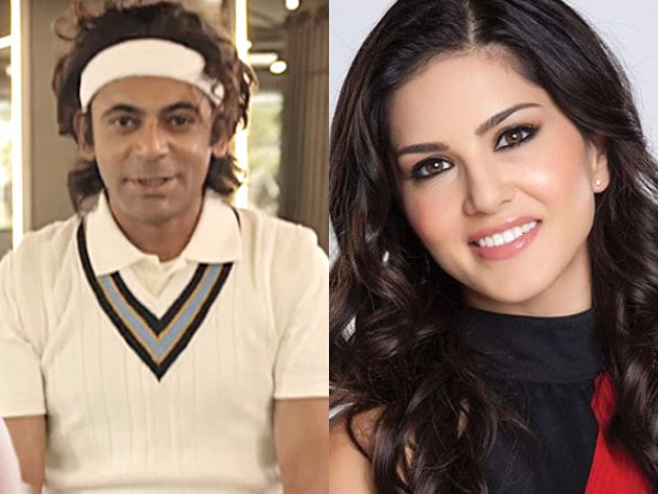 Sunil Grover Teams-Up With Sunny Leone For A New Project – Watch Video!