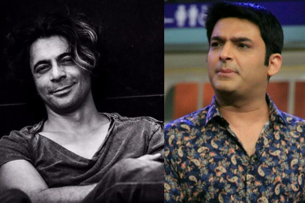 Sunil Grover Hurls A Shoe Back At Kapil Sharma With This Picture!