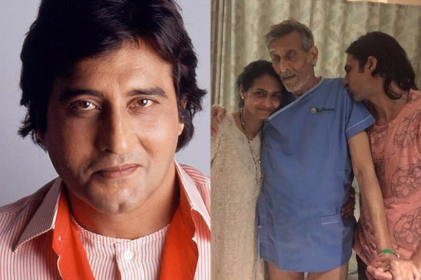 Shocking! Vinod Khanna Passes Away At 70 After Suffering From Cancer