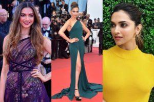 Stunning looks of Deepika Padukone At Cannes 2017