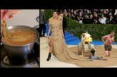 12 Humorous Tweets About Priyanka Chopra's Longest Trench Coat At The Met Gala 2017