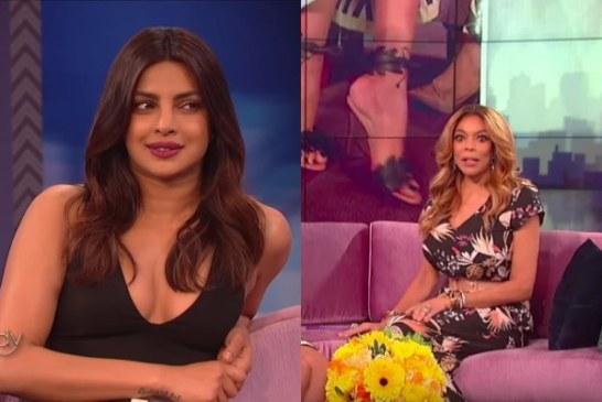 WATCH: Priyanka Chopra Slams Wendy Williams That Her Friend Megan Markle Is Not Just Prince Harry's Girlfriend But Actress Too!