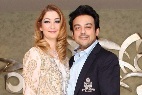 Singer Adnan Sami Blessed With A Baby Girl, REVEALS Newborn's Name!