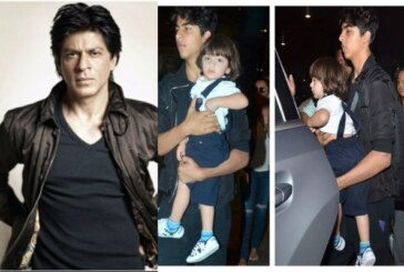 Shah Rukh Khan Rubbishes The Absurd Rumour Of AbRam Being Aryan's Love Child!