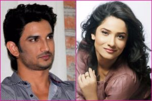 Ex-Lovers Sushant Singh Rajput Ankita Lokhande