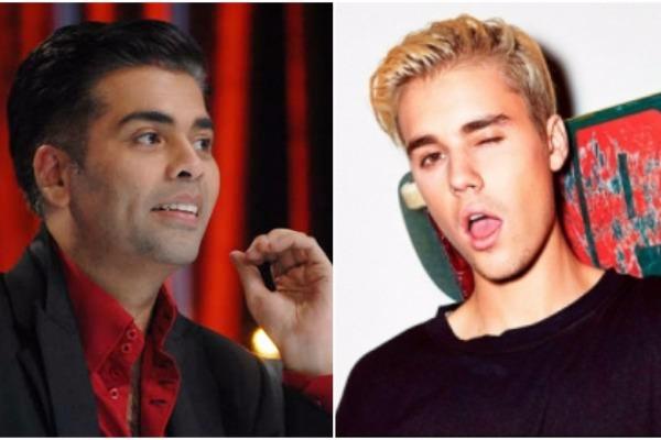Justin Bieber To Open The Sixth Season Of 'Koffee With Karan'?