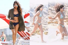PICS: Priyanka Chopra's Hot Bikini Pictures From Miami Beach Is Breaking The Internet!