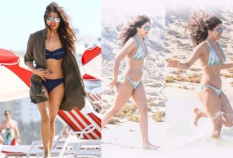 PICS: Priyanka Chopra's Hot Bikini Pictures From Miami Beach Is Breaking The Internet!