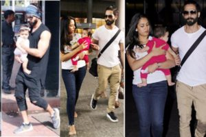 Shahid Kapoor parenting plan for daughter misha
