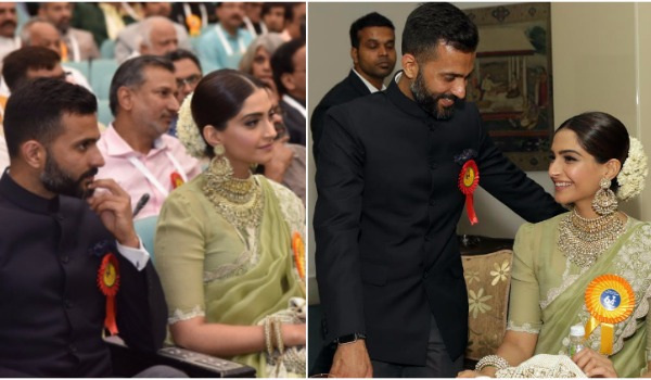 Sonam Kapoor National Awards Anand Ahuja