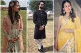 PICS: The Royal Nawabi Look of Shahid Kapoor and Mira Rajput At London Wedding Is Redefining Fashion!