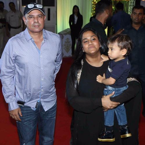 Arpita Khan at Baba Siddique's Iftar Party
