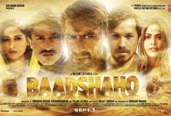 Baadshaho Trailer Out: Emraan Hashmi, Ajay Devgn Starrer Is A Crazy Mix Of Politics, Romance And Crime!