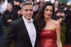 Hollywood Star George Clooney, Wife Amal Announced Birth Of Their Twins In The Most Funniest Way