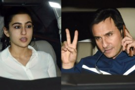 Is Daddy Saif Ali Khan Not Happy With Daughter Sara Ali Khan's Debut Opposite Sushant Singh Rajput?