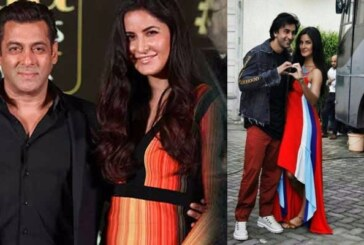 SPOTTED: Salman Khan Bids Adieu To Katrina With A Hug And Kiss, Ranbir Kapoor Avoids Being AWKWARD!