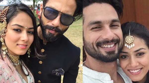 Selfie Time – This Pic Of Shahid Kapoor With Wife Mira Rajput Is So Lovable!