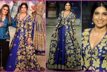 ICW 2017 Day 3: Bhumi Pednekar's Royal Ramp Walk For Reynu Tandon Steals The Show!